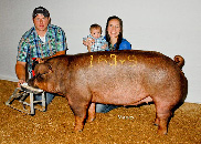 Class-Winning-Gilt---2015-IN-State-Fair-Open-Show---Stop-Light---Kyle-&-Lynsee-3_Sm