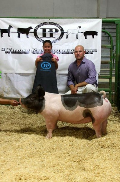 Reserve-Champion-Gilt---2015-Pacific-Internal-Livestock-Expo---Wishbone