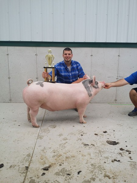 Reserve Champion Overall