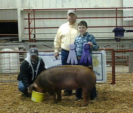 Reserve-Champion---Southeast-Louisiana-District-Livestock-Show---sired-by-In-Motion---Bred-by-the-Pankey-Family